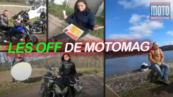 Le making off du comparo roadsters 700 est en ligne