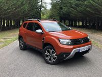 Essai - Dacia Duster 4x4 (2021) : fort by fort