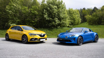 Alpine Cars enterre Renault Sport