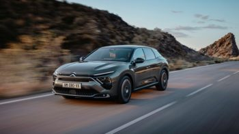 Citroën C5X : l'inclassable grande berline